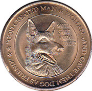 North Shore Animal League – obverse