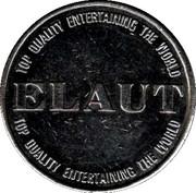 Gaming Token - Elaut – reverse