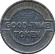 Token - Good Time – reverse