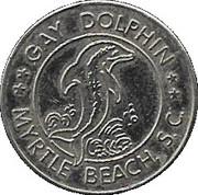 Token - Gay Dolphin – obverse