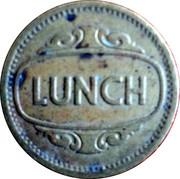 Token - Lunch – obverse