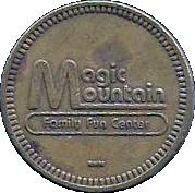 Token - Magic Mountain – obverse