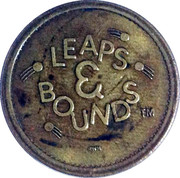 Token - Leaps & bounds – obverse