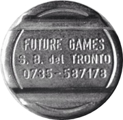 Token - Future Games – obverse