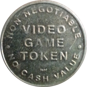Video Game Token - Rave Motion Pictures – reverse