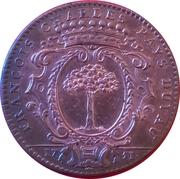 Anjou - Noblesse François-Charles Pays du Vau, maire d'Angers – obverse