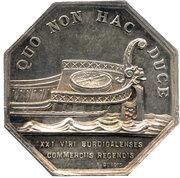 Chambre de commerce de Bordeaux – reverse