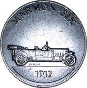 Sunoco Antique Car Coin - Series 2 (Marmon Six) – obverse