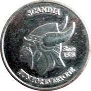 Game Token - Scandia – obverse