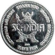 Game Token - Scandia – reverse