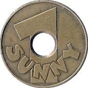 Token - Sunny 1 – obverse