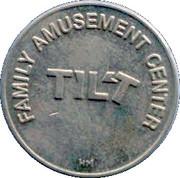 Token - Tilt Family Amusement Center (HM) – obverse
