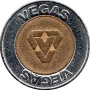 Token - Vegas – obverse