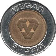 Token - Vegas – reverse
