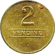 Vending Machine Token - a (2) – reverse
