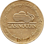 Gaming Token - Casinocoin – obverse