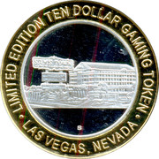 10 Dollar Gaming Token - Sam's Town Casino (Las Vegas) – obverse