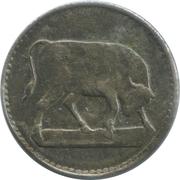 Spiel Marke (Bull) – obverse