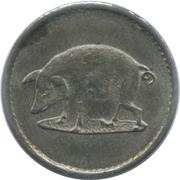 Spiel Marke (Pig) – obverse
