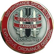 52D Ordnance Group – obverse