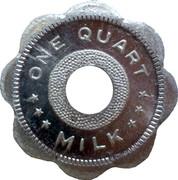 1 Quart Milk - Fruitvale Dairy (Bakersfield, California) – reverse