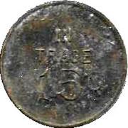 15 Cents - Jim Watkin – reverse