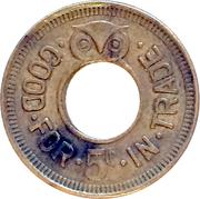 5 Cents - Owl Billiards Inc. (Seattle, Washington) – reverse