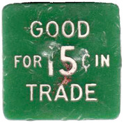 15 Cents - VFW Post – reverse