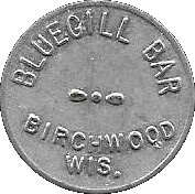 5 Cents - Bluegill Bar – obverse