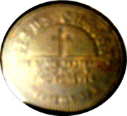 1 Dollar - The Shepherd's Shoppe (San Antonio) – reverse