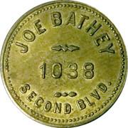 25 Cents - Joe Bathey Club – obverse