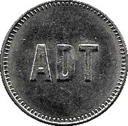 25 Cents - ADT – obverse
