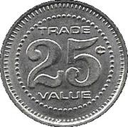 25 Cents - ADT – reverse