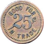 25 Cent - KPM Co – reverse