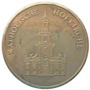 Token - Dresden (Hofkirche) – obverse