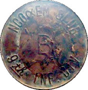 Token (Camp Martin Cox, Long Thanh Town) -  obverse