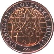 Kremnica Mint Token - Gejza Dusík – obverse