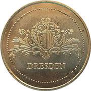 Token - Dresden (Zwinger) – reverse