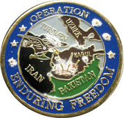 Operation Enduring Freedom – reverse