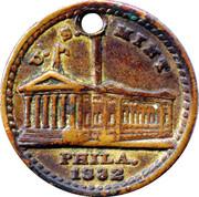 G. Soley U.S. Mint Medal – obverse