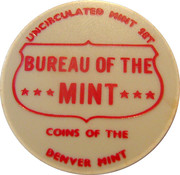 Token - Denver Mint – reverse