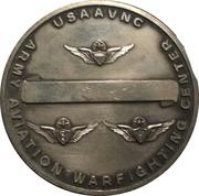 Army Aviation Warfighting Center – reverse