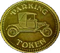 Parking Token – obverse