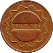 Parking Token - Parcoa Parking Developments – obverse