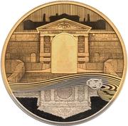 Token - Saint Petersburg Mint (289 years of the Mint) – reverse