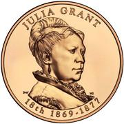 Token - Julia Grant – obverse