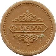 2 Pence - Casdon (Play Money) – obverse