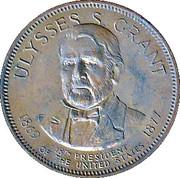 Token - Presidential Hall of Fame (Ulysses S. Grant) – obverse