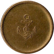 Token (Anchor) – obverse