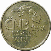 Token - ČNB (Czech National Bank) – obverse